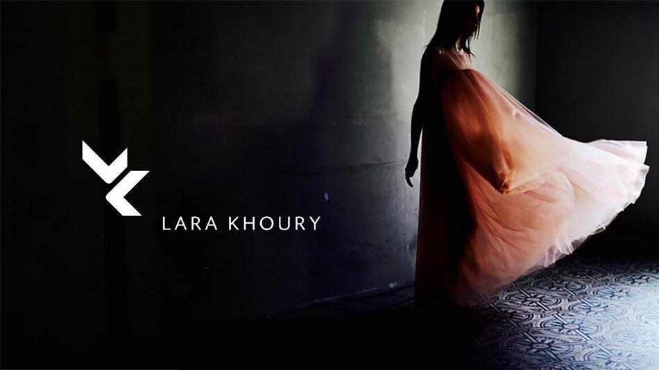 Lara Khoury Designer - Lara Khoury fashion designer lebanon paris logo
