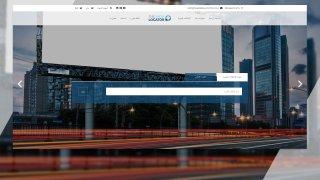The Media Locator - Multi language website - custom built